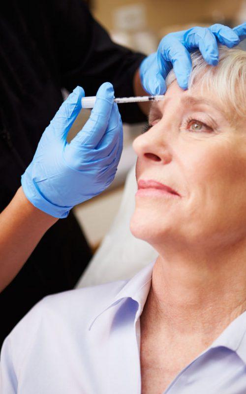 kraaienpootjes botox behandeling haarlem huidverjongen injecties