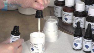 natuurlijke cosmetica creme. geen dierproef. custom made  alle huidtype