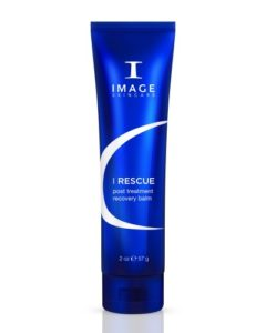 I Rescue Post Treatment Recovery Balm Image skincare