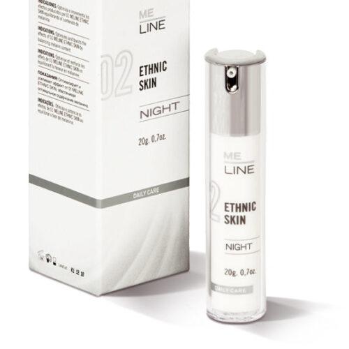 me-line ethnic skin night pigmentvlekken ouderdomsvlekken