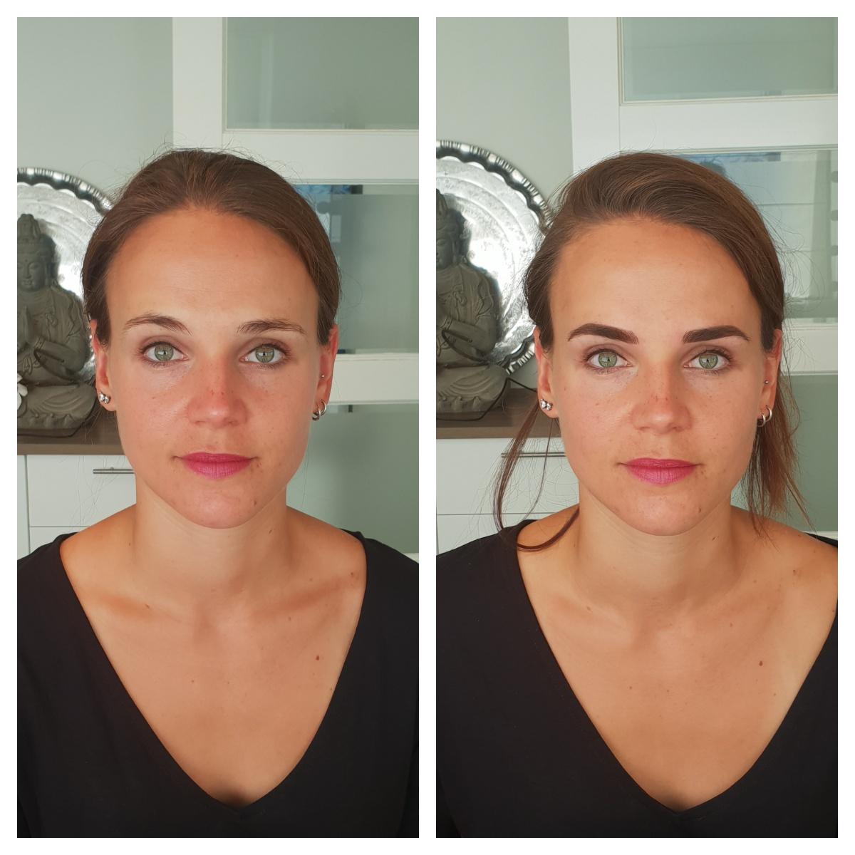 permanent make-up jonge vrouw alkmaar haarlem amsterdam