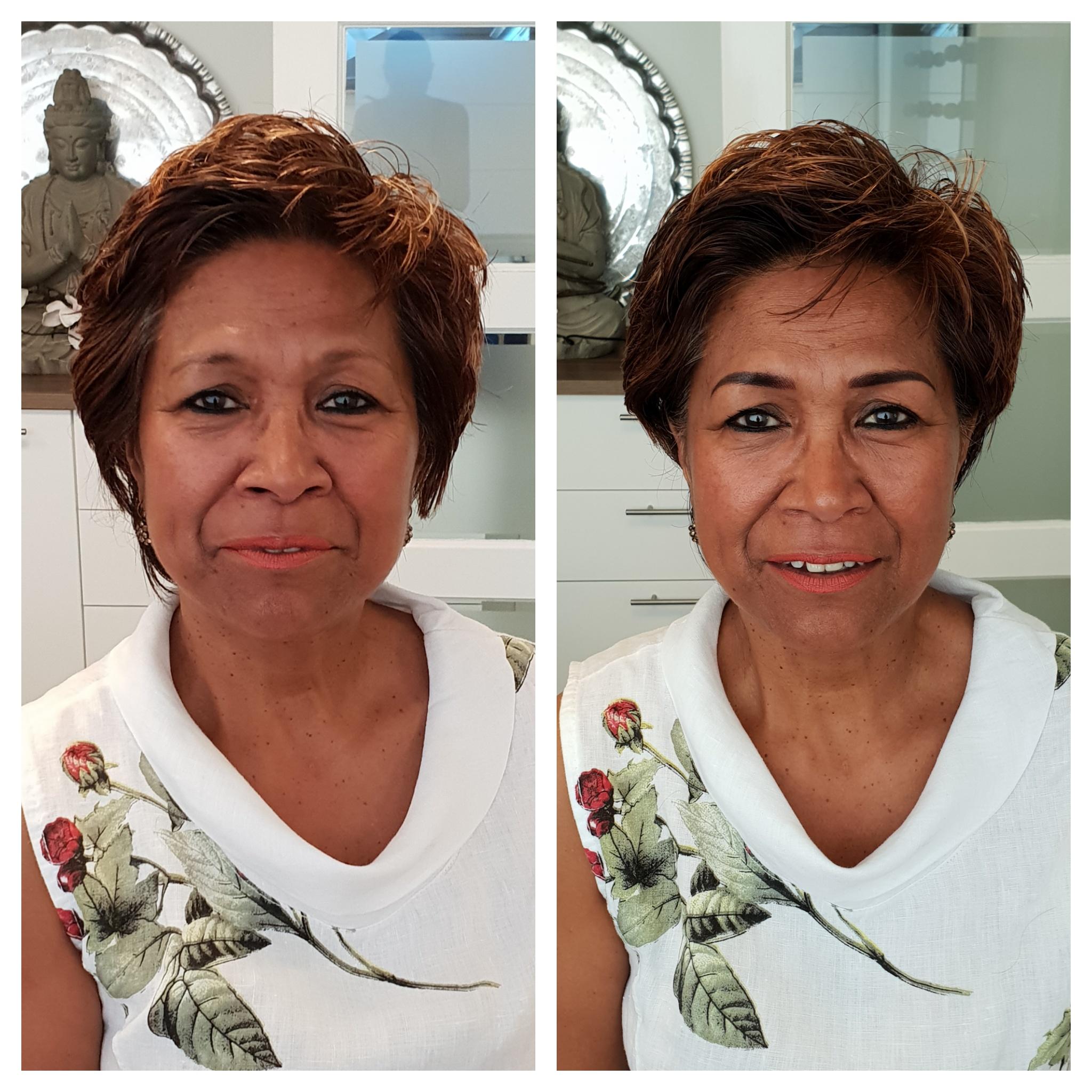 permanent make up negerin donkere huid haarlem amsterdam