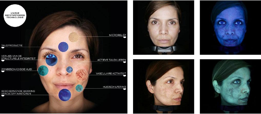 gratis huidscan huidonderzoek analyse haarlem kennemerland