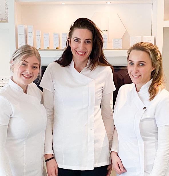 beauty lounge haarlem schoonheidsspecialist huid behandelen