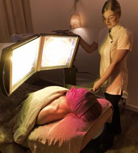 collageen behandeling lichttherapie haarlem
